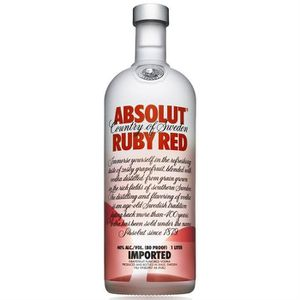 VODKA Vodka - Absolut - Absolut Ruby Red