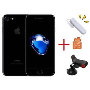 SMARTPHONE Apple iPhone7 32G 4.7inch Smartphone noir EU plug