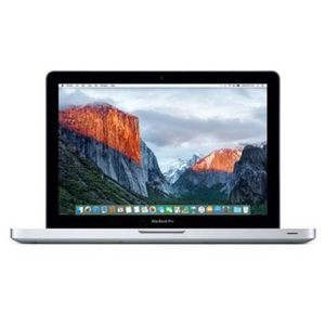 "PC Portable MacBook Pro 13"" A1278 Intel Core 2 Duo 2010 pas cher"