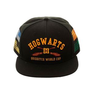 CASQUETTE - SNOOD Harry Potter - Casquette Quidditch Coupe du Monde