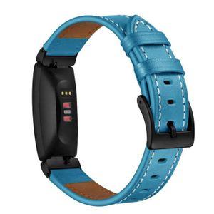 BRACELET MONTRE CONNEC. Le remplacement de la mode bracelet en cuir Wrap B