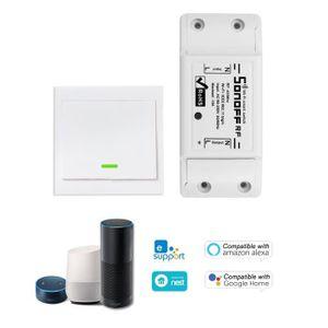 CLÔTURE - GRILLAGE 1PCS SONOFF RF commutateur WiFi RF compatible 433