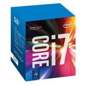 PROCESSEUR Intel Processeur Kaby Lake - Core i7-7700 - 3.6GHz