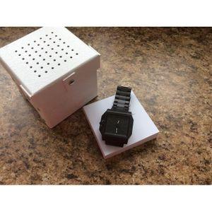 MONTRE Montre Bracelet DIESEL Men's Quartz Black Ion-plat