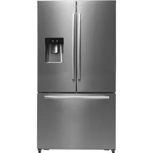 RÉFRIGÉRATEUR AMÉRICAIN HISENSE - RF697N4ZS1 -  Réfrigérateur multi-portes