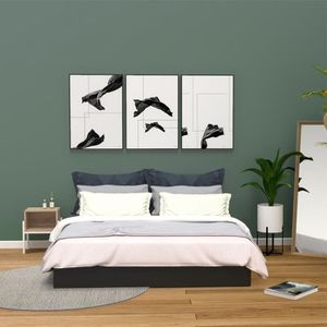 sommier metallique achat vente sommier metallique pas cher cdiscount. Black Bedroom Furniture Sets. Home Design Ideas