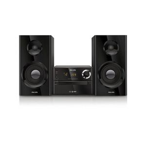 chaine hifi avec bluetooth philips btm2185 12 chaine hi. Black Bedroom Furniture Sets. Home Design Ideas