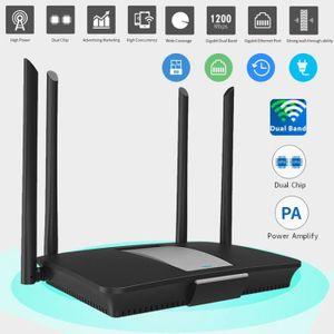 MODEM - ROUTEUR Routeur - Wifi à double bande haute puissance pour