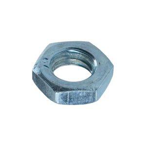 100 Acier Inoxydable v2a Hexagonal écrous Bas DIN 439 a2 m8