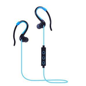 CASQUE - ÉCOUTEURS pEcouteur Bluetooth pour iPhone 008 In-Ear Crochet