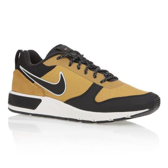 NIKE Baskets Night Gazer Trail Chaussures Homme  Ocre - Achat / Vente basket