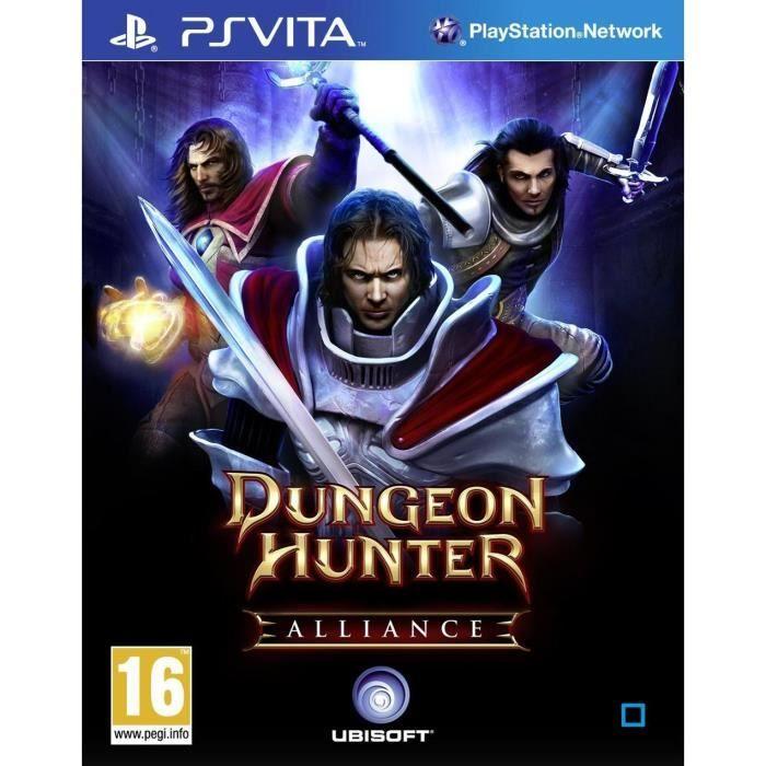 Dungeon Hunter Jeu PS Vita