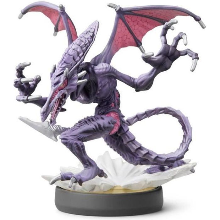 NOUVEAUTÉ FIGURINE Amiibo Collection Super Smash Bros - Ridley