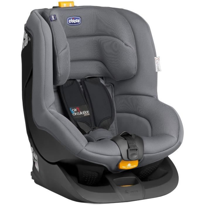 chicco si ge auto oasys gr 1 isofix grey achat vente. Black Bedroom Furniture Sets. Home Design Ideas