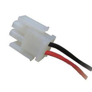 Prise Connecteur AMP mâle 2 Broches