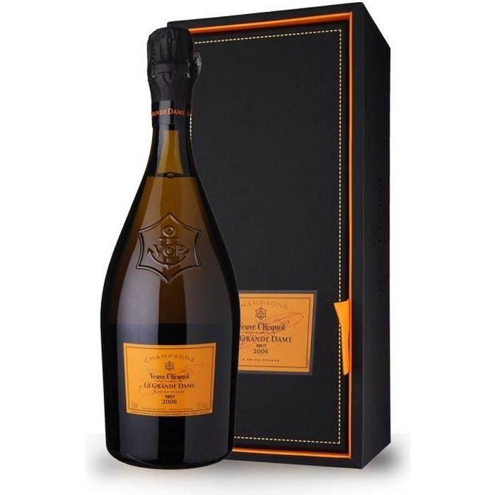 Veuve Clicquot La Grande Dame 2006 Brut 75cl - Coffret - Champagne
