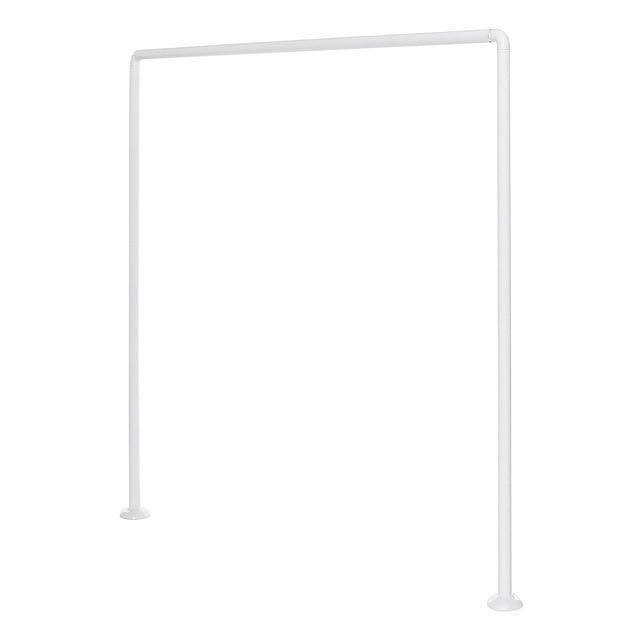 Tringles à rideaux de douche réglables pour salle de bain barre de tringle courbée - acier inoxydable - alliage d aluminium
