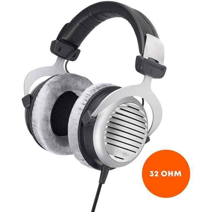 beyerdynamic DT 990 Edition (32 Ohms) Casque Traditionnel Filaire