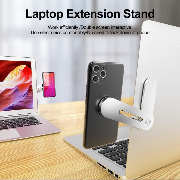 Support d'écran Support de téléphone portable réglable
