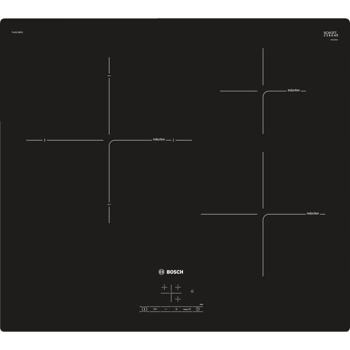 Plaques induction PUJ 611 BB 1 E