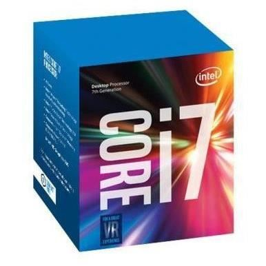 Intel Processeur Kaby Lake Core i7 7700 3.6Ghz
