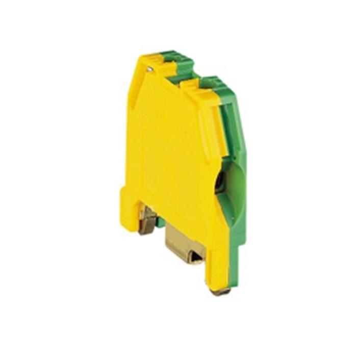 Legrand 039370 Bornier, vert/jaune 2,5mm² Vikings3- 12 AWG
