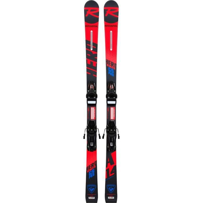 Skis Rossignol Hero Athlete Gs Open + Fixations Nx 9 Rtl Homme