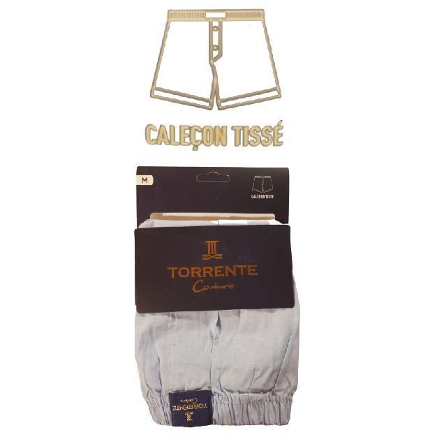 Torrente caleçon Homme 100% Coton R 9