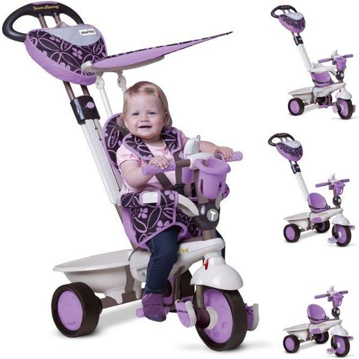 SMART TRIKE Tricycle Dream 4 en 1 - Violet