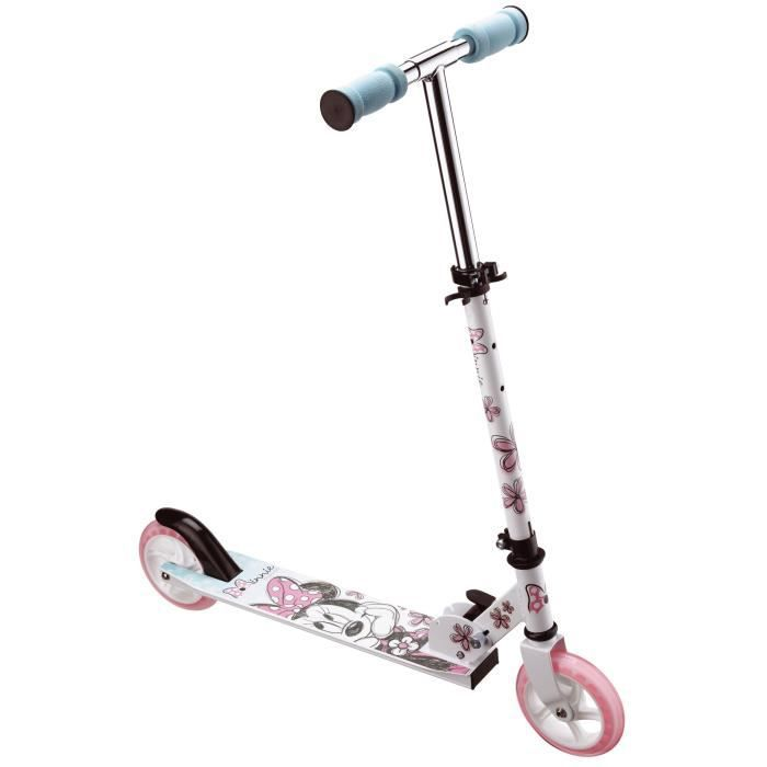 MINNIE Trottinette 2 roues Pliable - Disney