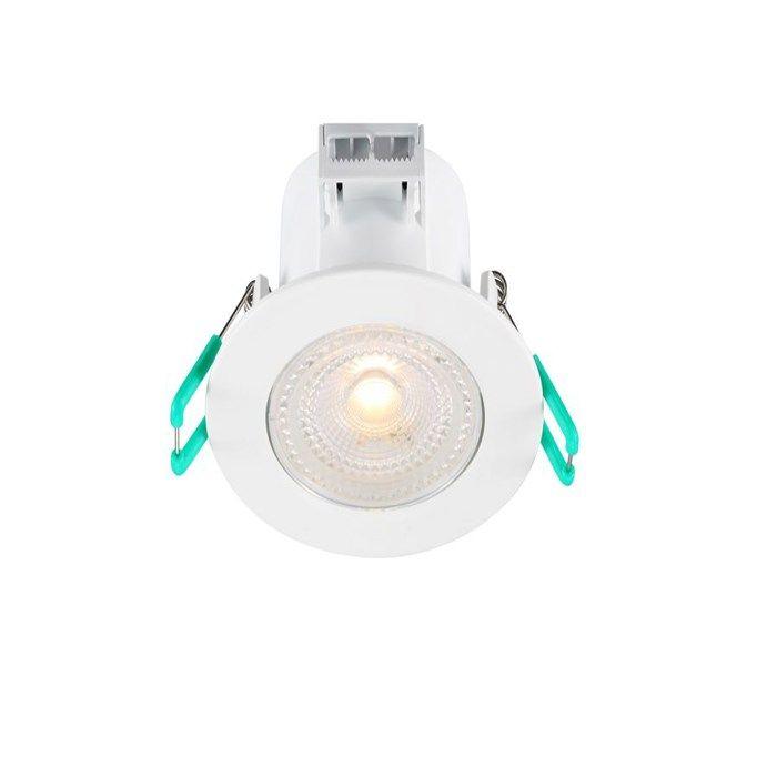 SYLVANIA Spot LED encastrable - IP44 - 3000 K