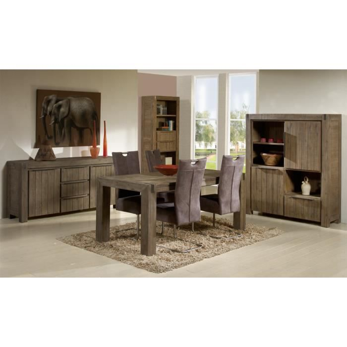 salle manger compl te danna achat vente salle manger salle manger compl te d. Black Bedroom Furniture Sets. Home Design Ideas