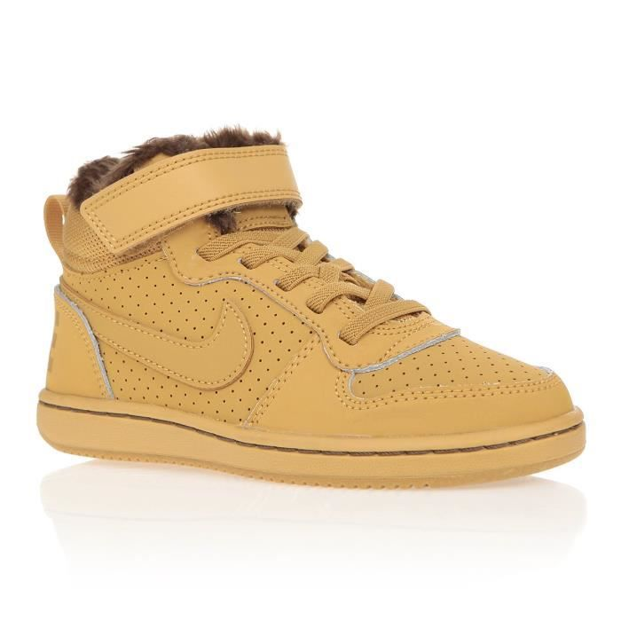 nike court borough homme camel