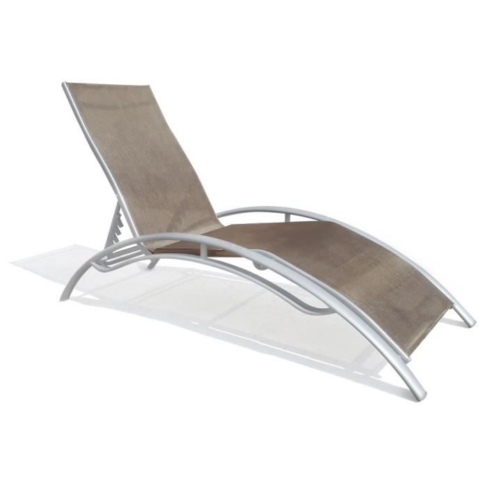 Object moved for Chaise longue bain de soleil