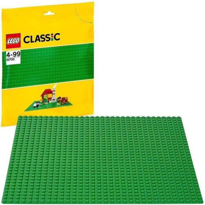 Nouveau LEGO 20 X Blanc plaque 1 x 4