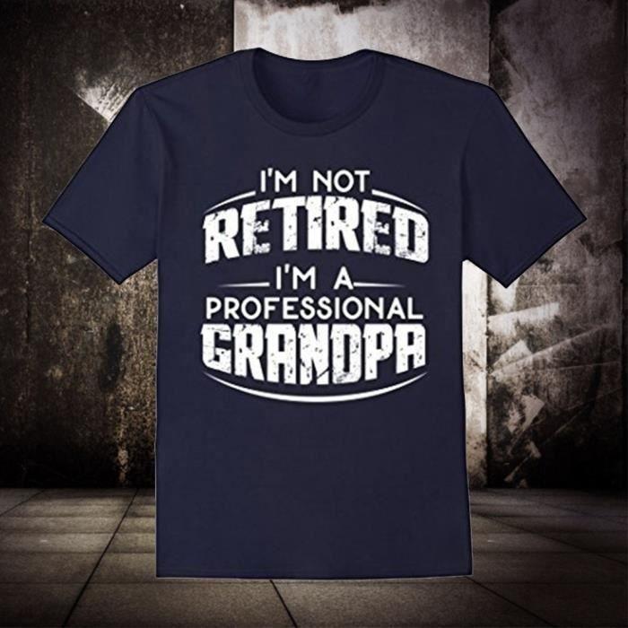 T-SHIRT Cadeaux de retraite pour hommes pour t-shirt papy