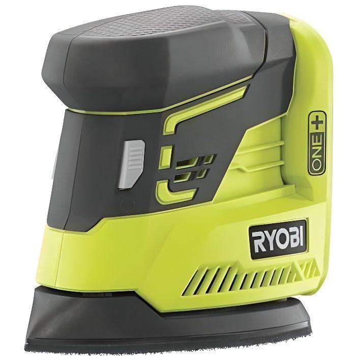 Ponceuse /à bande 75 mm RYOBI 18 V OnePlus sans batterie ni chargeur R18BS-0