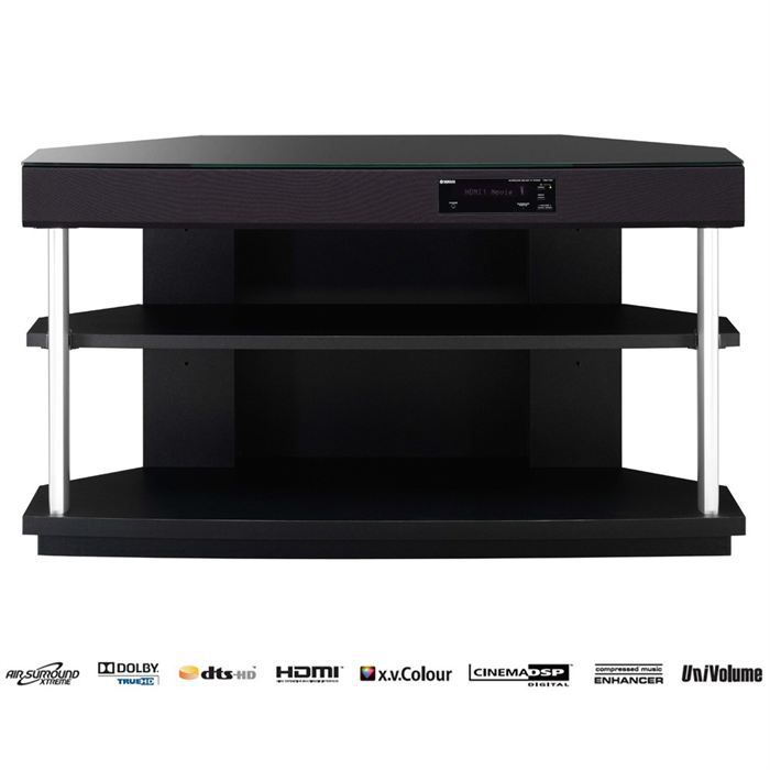 yamaha yrs700 meuble tv hifi meuble hifi int gr e avis et prix pas cher cdiscount. Black Bedroom Furniture Sets. Home Design Ideas
