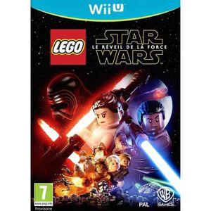 JEU WII U LEGO Star Wars : Le Réveil de la Force Jeu Wii U