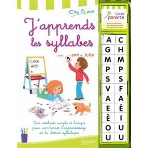 MANUEL MATERNELLE  J'apprends les syllabes avec Sami et Julie