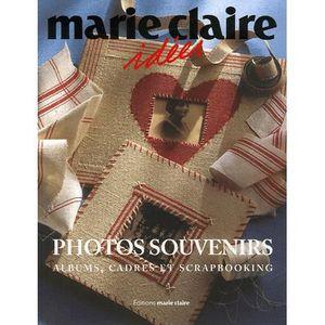 LIVRE LOISIRS CRÉATIFS Photos souvenirs