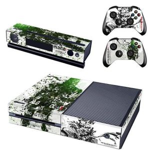 STICKER - SKIN CONSOLE Aihontai Metal Gear Solid V Skin Decals Stickers A