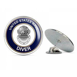 PINCE A CRAVATE Pince A Cravate US Navy Diver ND Vétéran militaire