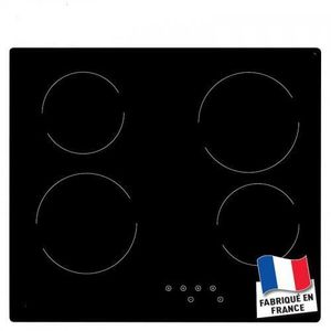 plaque de cuisson beko achat vente plaque de cuisson beko pas cher cdiscount. Black Bedroom Furniture Sets. Home Design Ideas