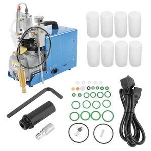 POMPE À VIDE AUTO Pompe à air Compresseur électriquehaute pression 3