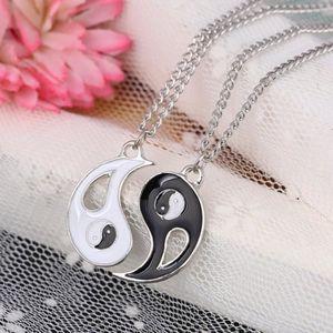 SAUTOIR ET COLLIER YJL70302767 Best Friends Couple collier pendentif