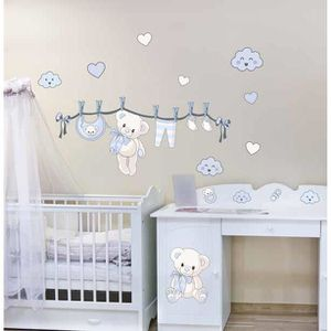 Stickers bebe achat vente stickers bebe pas cher - Stickers pas cher chambre bebe ...