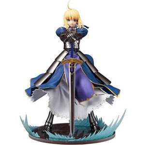 FIGURINE - PERSONNAGE Fate stay night Figurine 23cm UBW saber (Altria Pe