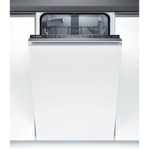 LAVE-VAISSELLE BOSCH SPV25CX00E - Lave vaisselle tout encastrable