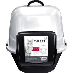 MAISON DE TOILETTE MPETS Maison de toilette Thebes - 62x53x58 cm - No